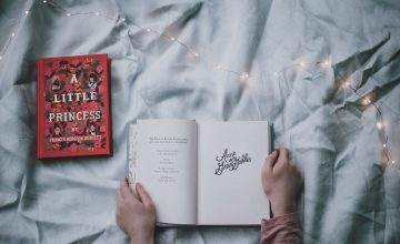 3 redenen waarom lezen voor het slapen goed is